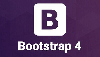 Built with Bootstrap 4